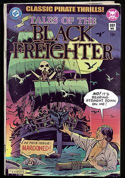 Black freighter